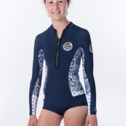 Rip Curl Jnr.girl Gbomb Sub L/sl Blue/white. Rip Curl Springsuits found in Girls Springsuits & Girls Wetsuits. Code: WSP8LJ