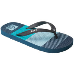Reef Grom Switchfoot Prints Navy Stripe. Reef Thongs found in Boys Thongs & Boys Footwear. Code: 5076