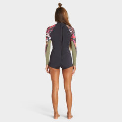 Billabong Spring Fever Long Sleeve Spring Tropical. Billabong Springsuits found in Womens Springsuits & Womens Wetsuits. Code: 6791501