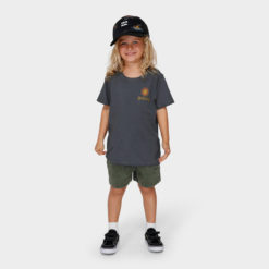 Billabong Groms Island Tee Washed Black. Billabong Tees found in Toddlers Tees & Toddlers T-shirts & Singlets. Code: 7591003