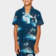 Billabong Boys Vacay Print Short Sleeve Shirt Navy. Billabong Shirts - Short Sleeve found in Boys Shirts - Short Sleeve & Boys Shirts. Code: 8591212