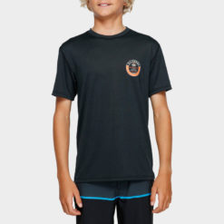 Billabong Boys Sea Shore Short Sleeve Rashie Black Heathe. Billabong Rashvests found in Boys Rashvests & Boys Wetsuits. Code: 8791508