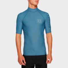 Billabong Unity Performance Fit Short Sleeve Rashie Bst. Billabong Rashvests found in Mens Rashvests & Mens Wetsuits. Code: 9791505
