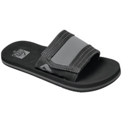 Reef Kids Ahi Slide Black. Reef Thongs found in Boys Thongs & Boys Footwear. Code: A3VD4