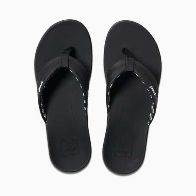 Reef Ortho Bounce Coast Black. Reef Thongs found in Womens Thongs & Womens Footwear. Code: A3VDO