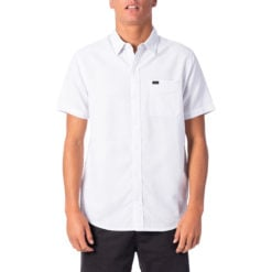 Rip Curl Sketch Short Sleeve Shirt White. Rip Curl Shirts - Short Sleeve found in Mens Shirts - Short Sleeve & Mens Shirts. Code: CSHML1
