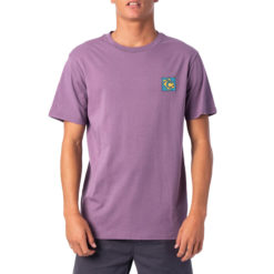 Rip Curl Loose Icon Tee Purple. Rip Curl Tees found in Mens Tees & Mens T-shirts & Singlets. Code: CTEUP2