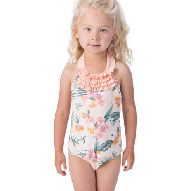 Rip Curl Mini Coconut Time 1 Piece Light Pink. Rip Curl Swimwear - One Piece found in Toddlers Swimwear - One Piece & Toddlers Swimwear. Code: FSICH1