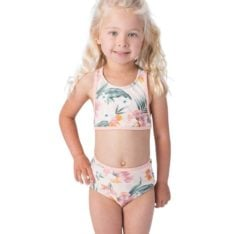 Rip Curl Mini Island Lovin Bikini Light Pink. Rip Curl Swimwear - Separates found in Toddlers Swimwear - Separates & Toddlers Swimwear. Code: FSICI1