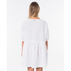Rip Curl Beachcomba Linen Dress White. Rip Curl Dresses found in Womens Dresses & Womens Skirts, Dresses & Jumpsuits. Code: GDRIS1