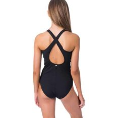 Rip Curl Girl Luxe Rib Onepiece Black. Rip Curl Swimwear - One Piece found in Girls Swimwear - One Piece & Girls Swimwear. Code: JSIDU1