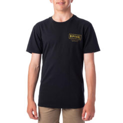 Rip Curl Driven Tee-boys Washed Black. Rip Curl Tees found in Boys Tees & Boys T-shirts & Singlets. Code: KTEJF9