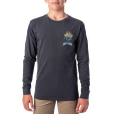 Rip Curl Sun Snake L/s Tee-boys Dark Grey. Rip Curl Tees - Long Sleeve found in Boys Tees - Long Sleeve & Boys T-shirts & Singlets. Code: KTEUX2