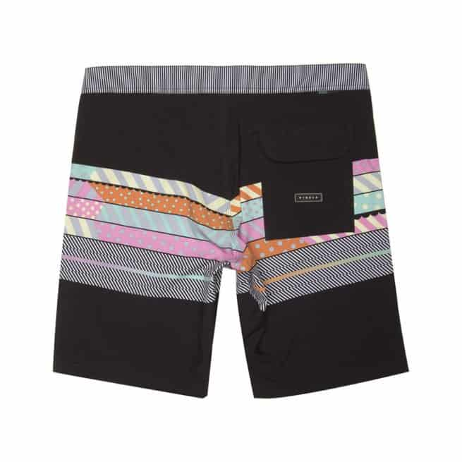 Vissla Woodside Boardshort Blk. Vissla Boardshorts - Fitted Waist found in Mens Boardshorts - Fitted Waist & Mens Shorts. Code: M107LWOO
