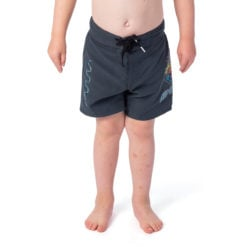 Rip Curl Snake Sun Volley - Grom Black. Rip Curl Boardshorts - Elastic Waist found in Toddlers Boardshorts - Elastic Waist & Toddlers Shorts. Code: OBOSN1