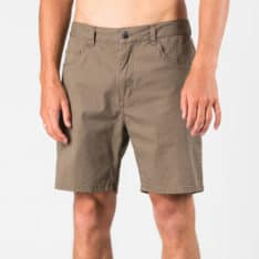 Rusty Illusionist Short Olive. Rusty Walkshorts - Fitted Waist found in Mens Walkshorts - Fitted Waist & Mens Shorts. Code: WKM0867