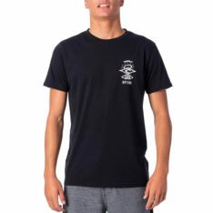Rip Curl Search Logo Short Sleeve Uv Tee Black. Rip Curl Rashvests found in Mens Rashvests & Mens Wetsuits. Code: WLE9CM