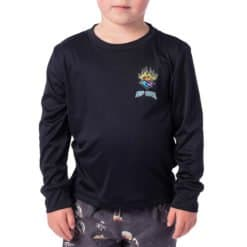 Rip Curl Grom Search Logo Long Sleeve Black Marle. Rip Curl Rashvests found in Toddlers Rashvests & Toddlers Wetsuits. Code: WLY9AO
