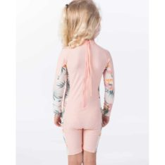 Rip Curl Mini Long Sleeve Uv Spring Peach. Rip Curl Rashvests found in Toddlers Rashvests & Toddlers Wetsuits. Code: WLY9DF