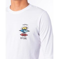 Rip Curl Search Logo L/sl Uv Tee White. Rip Curl Rashvests found in Mens Rashvests & Mens Wetsuits. Code: WLY9EM