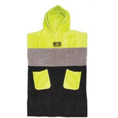 Ocean And Earth Youth Dusk Hooded Poncho Lime. Ocean And Earth Towels - Hooded found in Boys Towels - Hooded & Boys Accessories. Code: ABTW07