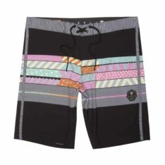 Vissla Woodside 17 Boardshort Blk. Vissla Boardshorts - Fitted Waist found in Boys Boardshorts - Fitted Waist & Boys Shorts. Code: B107LWOO