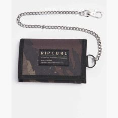 Rip Curl Surf Chain Wallet Khaki. Rip Curl Wallets found in Mens Wallets & Mens Accessories. Code: BWULT1