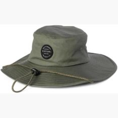 Rip Curl Valley Wide Brim Hat Mid Green. Rip Curl Hats & Caps found in Mens Hats & Caps & Mens Headwear. Code: CHAEB1