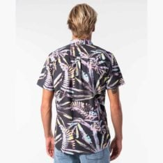 Rip Curl Glitch Short Sleeve Shirt Black. Rip Curl Shirts - Short Sleeve found in Mens Shirts - Short Sleeve & Mens Shirts. Code: CSHCX9