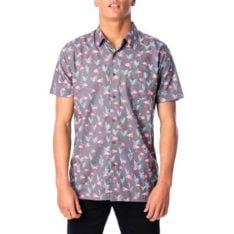 Rip Curl Flaminko Short Sleeve Shirt Black. Rip Curl Shirts - Short Sleeve found in Mens Shirts - Short Sleeve & Mens Shirts. Code: CSHEZ7