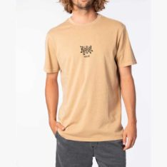 Rip Curl Scorched Logo Tee Mustard. Rip Curl Tees found in Mens Tees & Mens T-shirts & Singlets. Code: CTEJJ9