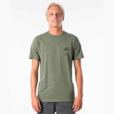 Rip Curl Black Hole Tee Olive Marle. Rip Curl Tees found in Mens Tees & Mens T-shirts & Singlets. Code: CTEKS9