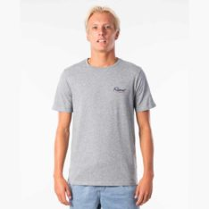 Rip Curl Easy Script Tee Grey Marle. Rip Curl Tees found in Mens Tees & Mens T-shirts & Singlets. Code: CTETT2