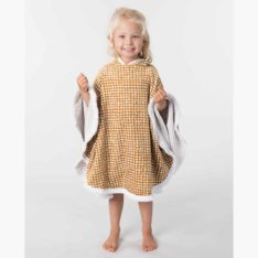 Rip Curl Mini Paradise Poncho Towl Gold. Rip Curl Towels - Hooded in Toddlers Towels - Hooded & Toddlers Accessories. Code: FTWAL1