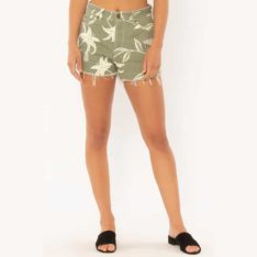 Sisstrevolution Sid Denim Short Dtg. Sisstrevolution Walkshorts - Fitted Waist found in Womens Walkshorts - Fitted Waist & Womens Shorts. Code: G205NSID