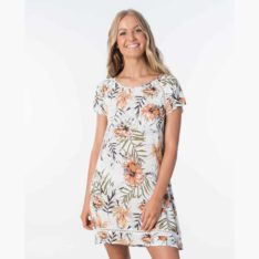 Rip Curl Blanca Beach Shift Dress White. Rip Curl Dresses found in Womens Dresses & Womens Skirts, Dresses & Jumpsuits. Code: GDRIF1
