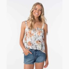 Rip Curl Playa Blanca Cami White. Rip Curl Fashion Tops found in Womens Fashion Tops & Womens Tops. Code: GSHFZ1