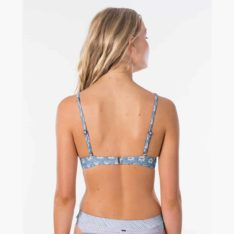 Rip Curl Navy Beach Plunge Top Slate Blue. Rip Curl Swimwear - Separates found in Womens Swimwear - Separates & Womens Swimwear. Code: GSIDR9