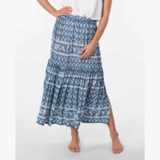 Rip Curl Navy Beach Maxi Skirt Slate Blue. Rip Curl Skirts found in Womens Skirts & Womens Skirts, Dresses & Jumpsuits. Code: GSKAB9