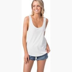 Rip Curl Hemp Tank Off White. Rip Curl Singlets & Tanks in Womens Singlets & Tanks & Womens T-shirts & Singlets. Code: GTEBO2