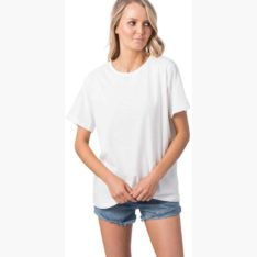Rip Curl Hemp Tee Off White. Rip Curl Tees found in Womens Tees & Womens T-shirts & Singlets. Code: GTECD2