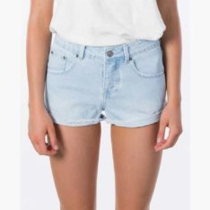Rip Curl Amy Denim Short Ii Light Blue. Rip Curl Walkshorts - Fitted Waist found in Womens Walkshorts - Fitted Waist & Womens Shorts. Code: GWAEW1
