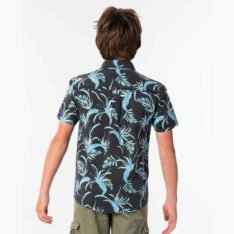 Rip Curl Spacey Short Sleeve Shirt-boy Washed Black. Rip Curl Shirts - Short Sleeve found in Boys Shirts - Short Sleeve & Boys Shirts. Code: KSHMU1