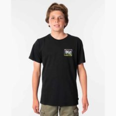 Rip Curl Native Glitch Tee-boys Washed Black. Rip Curl Tees found in Boys Tees & Boys T-shirts & Singlets. Code: KTEUZ2