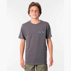Rip Curl Spike Diamond Tee - Boys Dark Grey. Rip Curl Tees found in Boys Tees & Boys T-shirts & Singlets. Code: KTEVH2