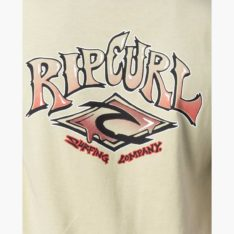 Rip Curl Spike Diamond Tee - Boys Washed Olive. Rip Curl Tees found in Boys Tees & Boys T-shirts & Singlets. Code: KTEVH2