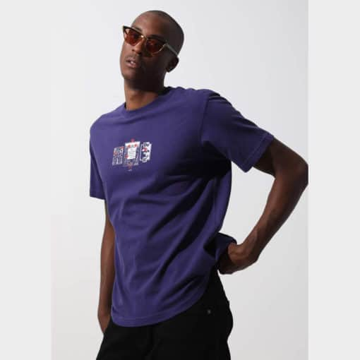 Afends No Solution Tee Blueb. Afends Tees found in Mens Tees & Mens T-shirts & Singlets. Code: M194012