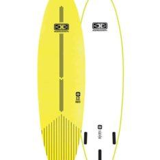 """Ocean And Earth Ezi-rider 7""""6 Lime. Ocean And Earth Softboards found in Boardsports Softboards & Boardsports Surf. Code: SESO76"""