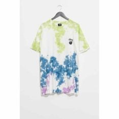 Stussy 8-ball Tie Dye Short Sleeve Tee Tri Colour. Stussy Tees found in Mens Tees & Mens T-shirts & Singlets. Code: ST092104