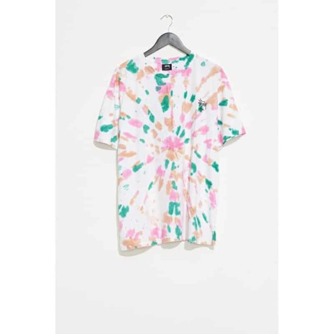Stussy Kingley Os Tee White Tie Dye. Stussy Fashion Tops found in Womens Fashion Tops & Womens Tops. Code: ST192112